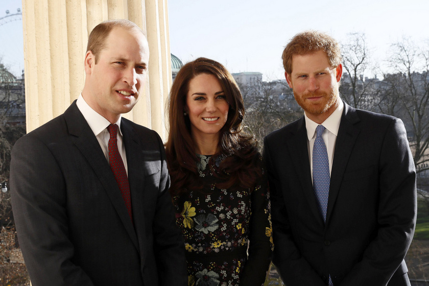 Katalin Vilmos és Harry oldalán jelenik meg: lesz feszültség köztük a palota bennfentese szerint