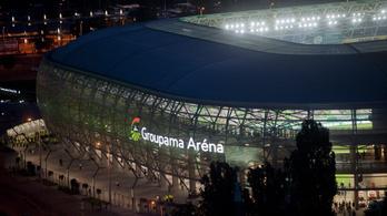 Újabb stadionok borulnak magyar színekbe