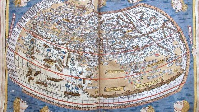A Jankovich-térképgyűjtemény legszebb darabjai
