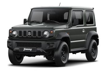 Még egyszerűbb Jimnyt készít a Suzuki