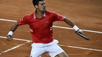 Novak Djokovics elindul az olimpián
