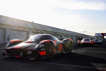 Randán szakít svájci partnerével az Aston Martin