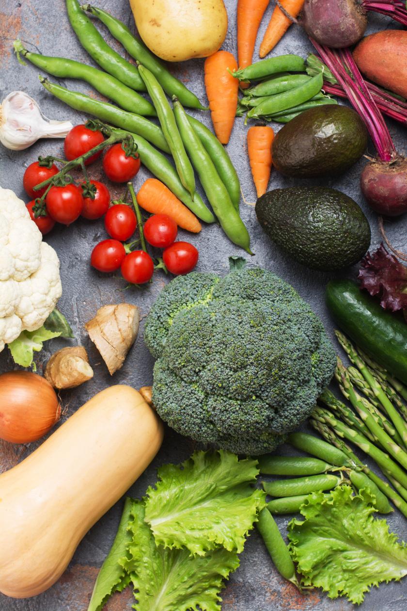 zöldségek álló ok