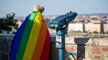 Orbán Viktor: A szivárványszín Budapesten is hozzátartozik az utcaképhez