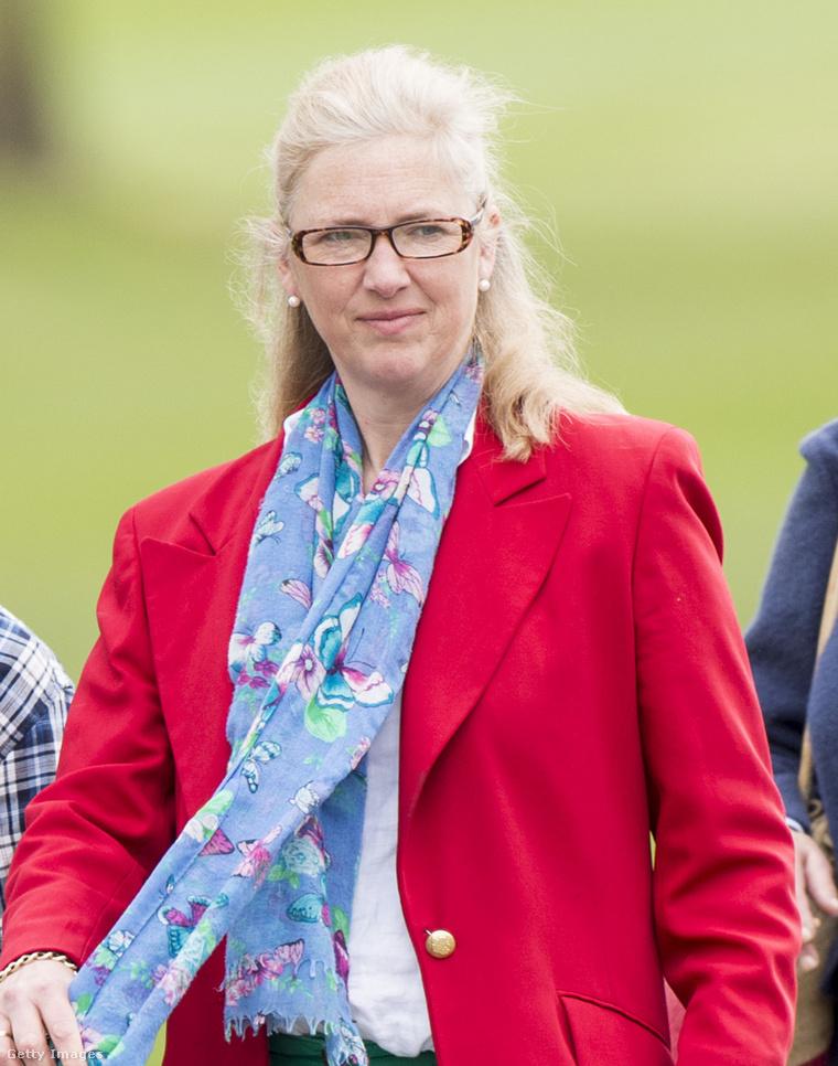 Tiggy Legge-Bourke a mai napig szoros kapcsolatban van a királyi családdal
