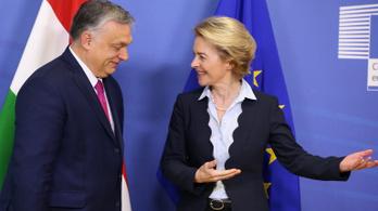 Heves szóváltás Ursula von der Leyen és Orbán Viktor között