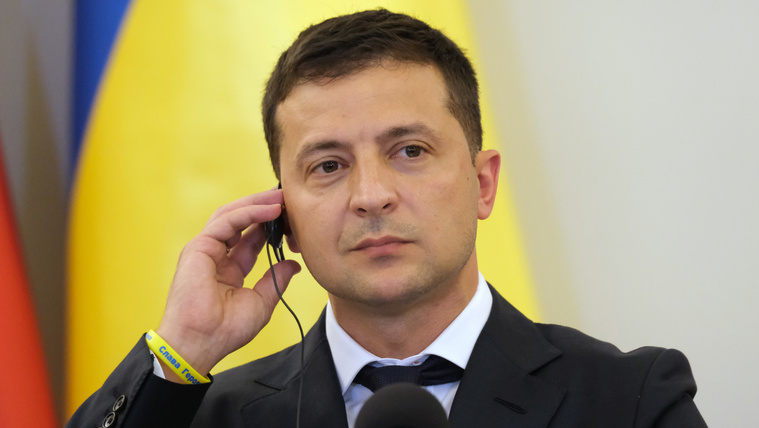 Ukrajna szerint Putyin nem ér célt Európában