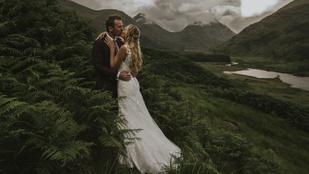 """""""Ezt egyszer látni akartam, ezért jöttem Skóciába"""" – egy alföldi srác au pairnek ment ki, túravezető-fotós lett"""