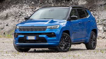 Teszt: Jeep Compass 1.6 Multijet S – 2021.
