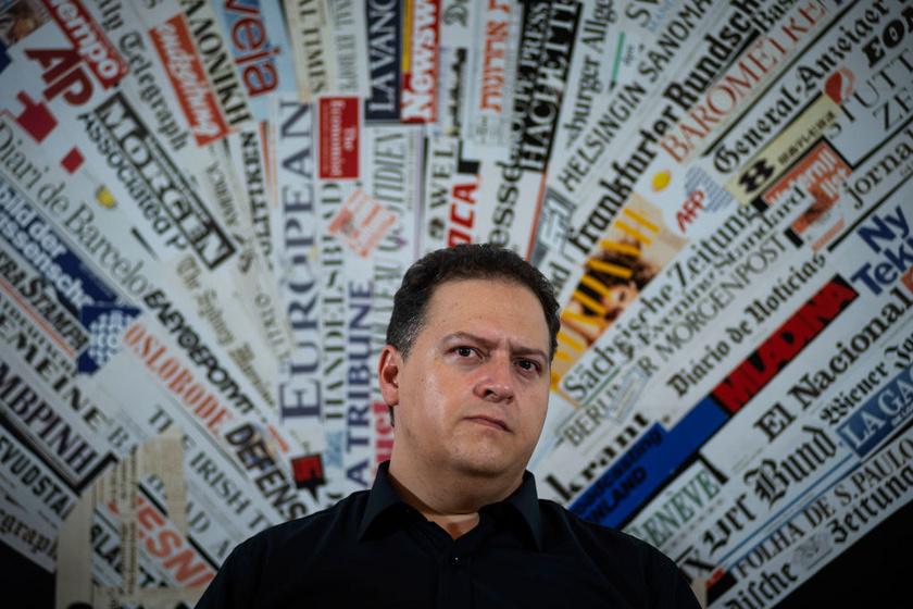 2020-as felvétel Juan Sebastián Marroquín Santosról.
