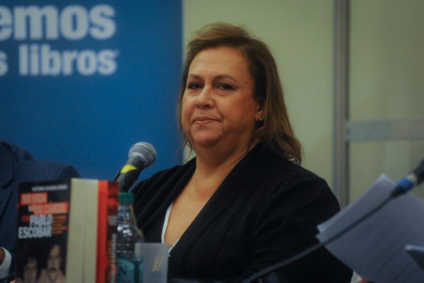 Victoria Eugenia Henao Vallejo.
