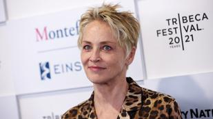Sharon Stone a kérdést sem hagyta végigmondani, amikor Meryl Streepet hozta fel egy riporter