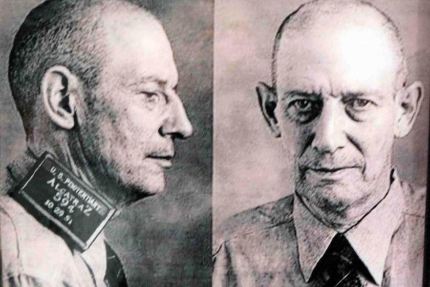 Ők voltak az Alcatraz legelvetemültebb foglyai: a kegyetlen Robert Stroud madarakról írt könyveket a börtönben