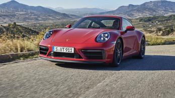 911 GTS: a Porsche arany középútja
