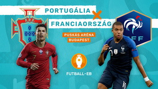 Portugál–francia rangadó a Puskás Arénában – Budapesten csap össze a világ- és az Európa-bajnok.