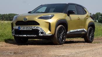 Menetpróba: Toyota Yaris Cross