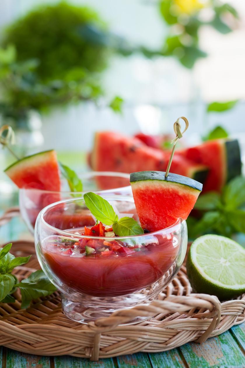 görögdinnyés gazpacho álló ok