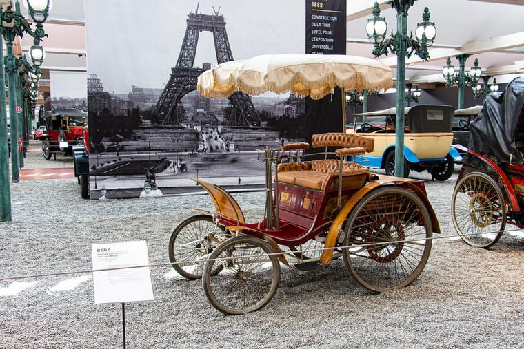 Így nézett ki az első magyarországi autó