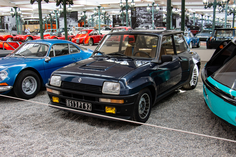 Örökös ralibajnokunk, Ferjáncz Attila egy ilyen Renault 5 Turbóval szerezte meg 1985-ben 18