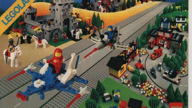 Lego katalógus 1984