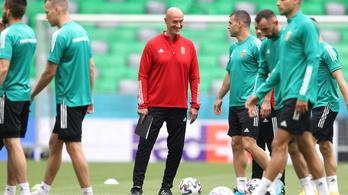 Marco Rossi: Büszke vagyok, hogy ezeket a futballistákat edzhetem