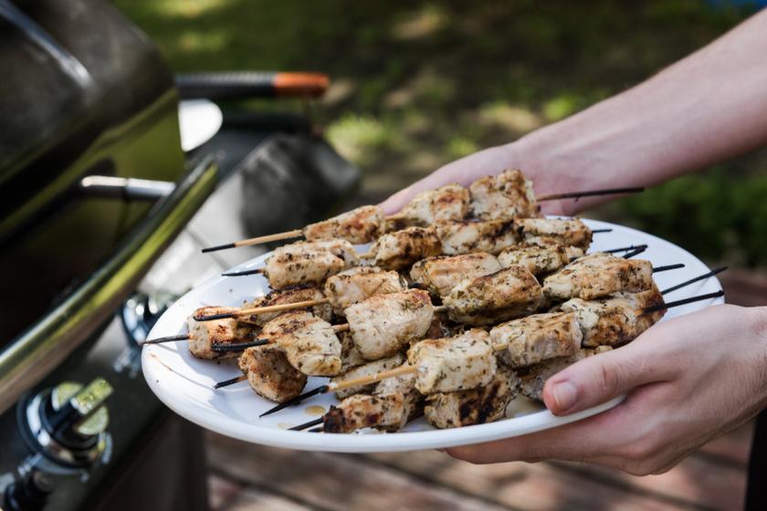 görög csirkenyárs recept