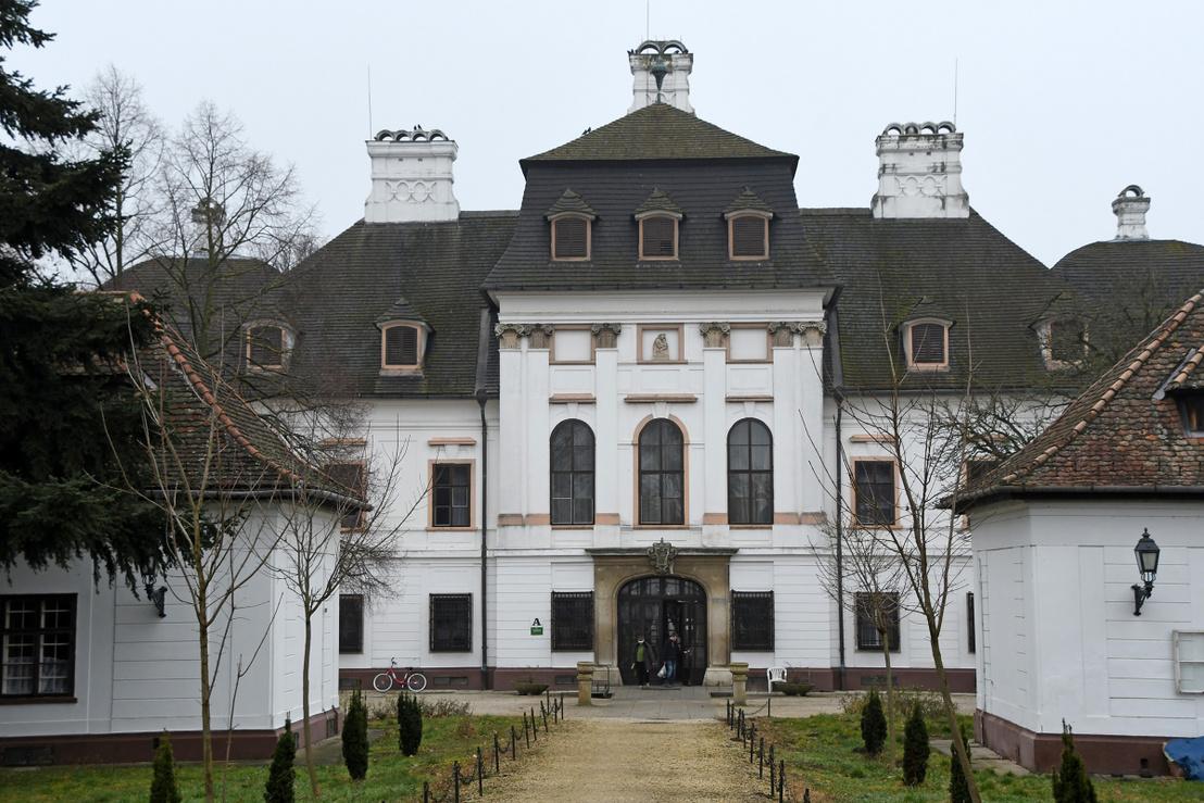 A zsirai Rimanóczy-kastély