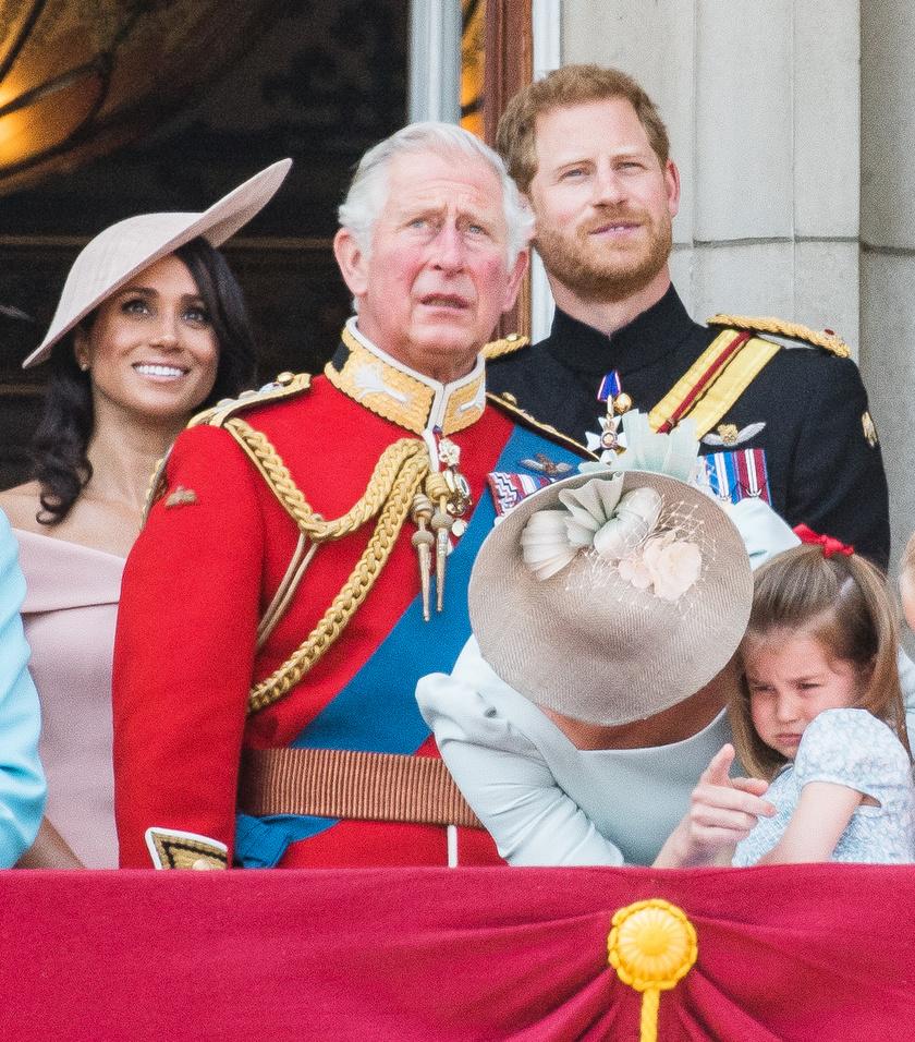 Károly valójában 2020 nyaráig támogatta Harryt és Meghant anyagilag.