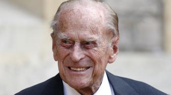 Fülöp herceg életművéről szóló kiállítás nyílik a windsori kastélyban