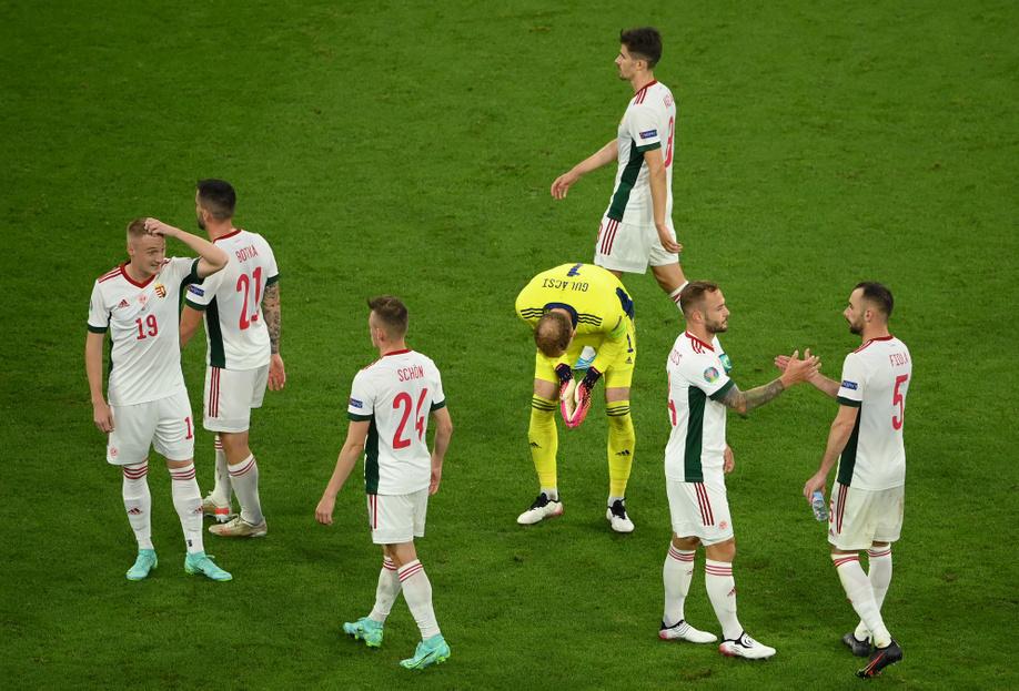 A világsajtó a hősies magyar válogatottat ünnepli