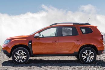 Változtatnak a Dacia Dusteren