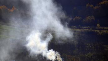 Országszerte tilos tüzet gyújtani