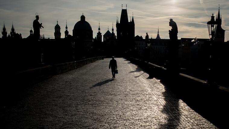 Nincs áram több tízezer háztartásban a viharok miatt Csehországban