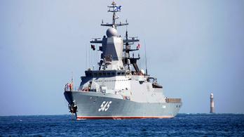 Szándékosan hatolt be a Krím melletti vizekre a brit romboló, az oroszok meg nem finomkodtak