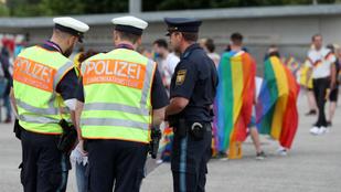 Megszólalt a müncheni rendőrség az előállított magyar szurkolókról