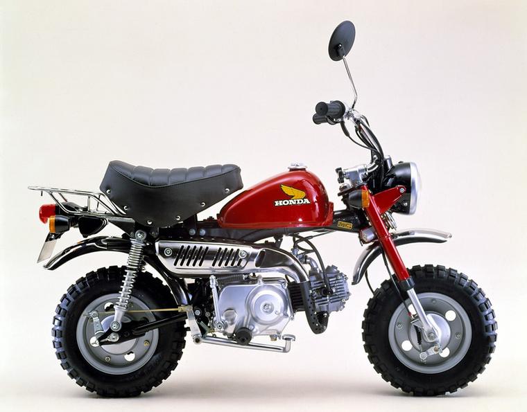 1978-ban aztán jött a csepptankos Z50J