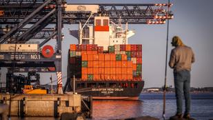 Drasztikusan drágult a tengeri szállítás