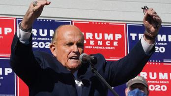 Bírósági döntés mondja ki, hogy Rudy Giuliani hazudott