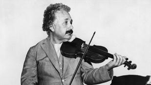 Einstein 130 milliós hegedűjén magyar virtuózokkal is játszott