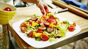 5 klassz nyári saláta, ha már unod a klasszikusokat