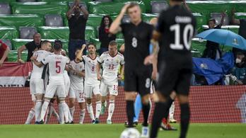 Diszkriminatív incidensek miatt vizsgálja az UEFA a német–magyar meccset