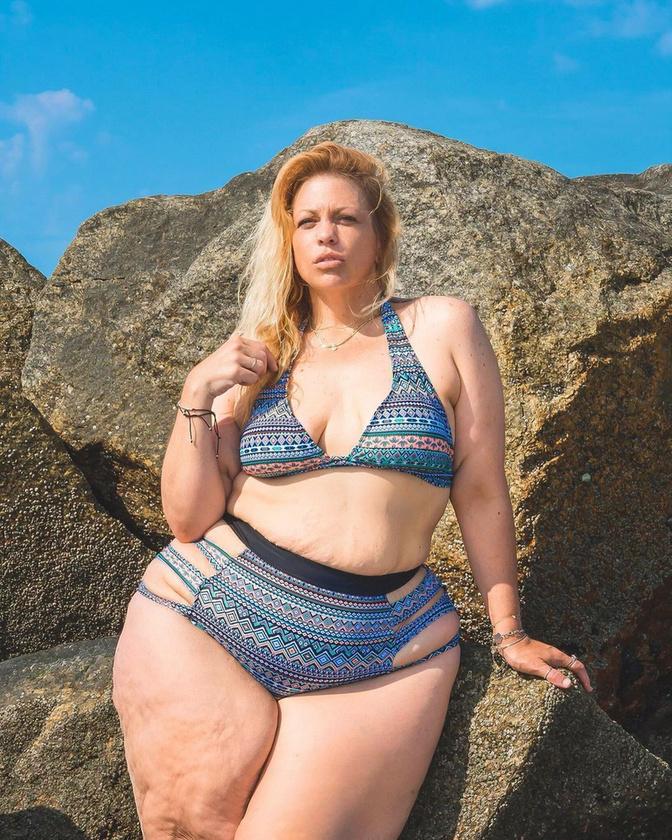 Bemutatjuk a 38 éves Instagram-modellt, Heather Johnsont
