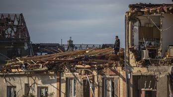A reformátusok segélycsapata úton van a tornádó sújtotta cseh településekre