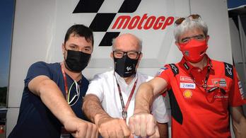 Eldőlt: Ducatival versenyez jövőre Rossi csapata