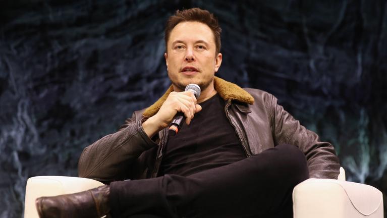 Elon Musk, a filmsztár