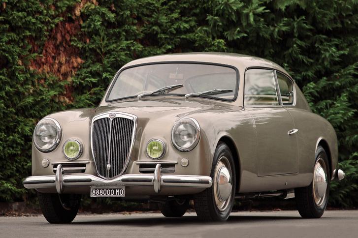 Lancia Aurelia kupé