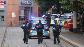 Késelő támadt járókelőkre a németországi Würzburgban, hárman meghaltak