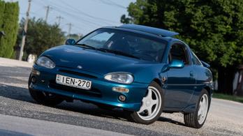 Joy of Driving: Mazda MX-3 V6 – 1993.
