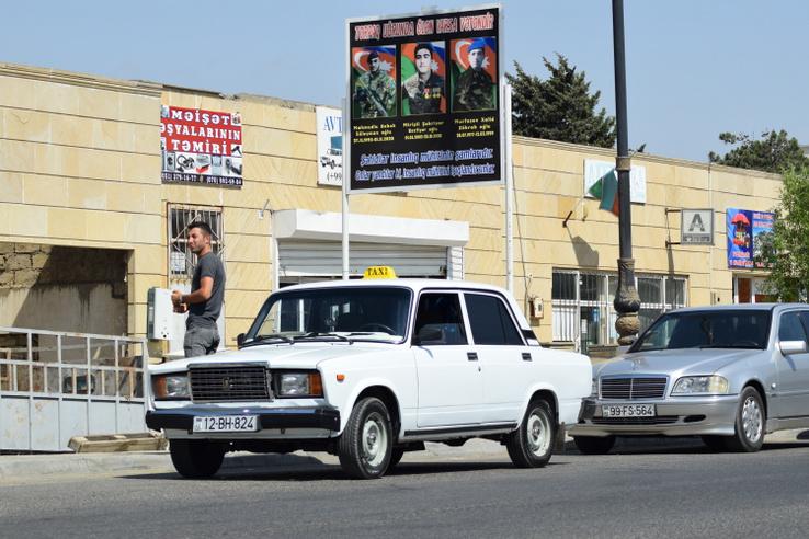 Vidéken a legelterjedtebb autó a szovjet bestseller: a Lada.