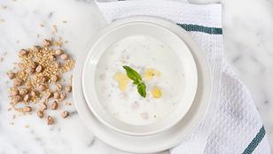Perzsa joghurtleves – tökéletes nyári fogás, amit még főznöd sem kell